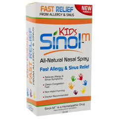 Sinol-M Kids Allergy & Sinus Nasal Spray