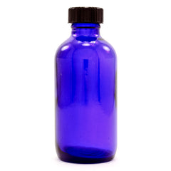 Cobalt Blue Bottle w/Cap