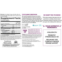 Kids Probiotic Complete Grape