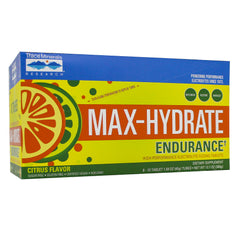 Max Hydration - Endurance Effervescent Citrus