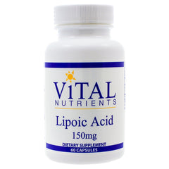 Lipoic Acid 150mg
