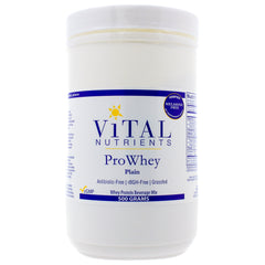 Pro Whey Plain Protein Powder