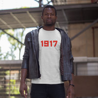 1917 T-Shirt - Soviet Visuals