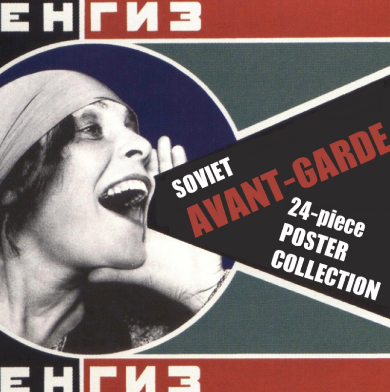 Soviet Avant-Garde Poster Collection - Soviet Visuals