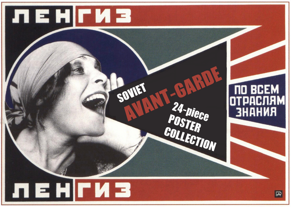 Soviet Avant-Garde Poster Collection