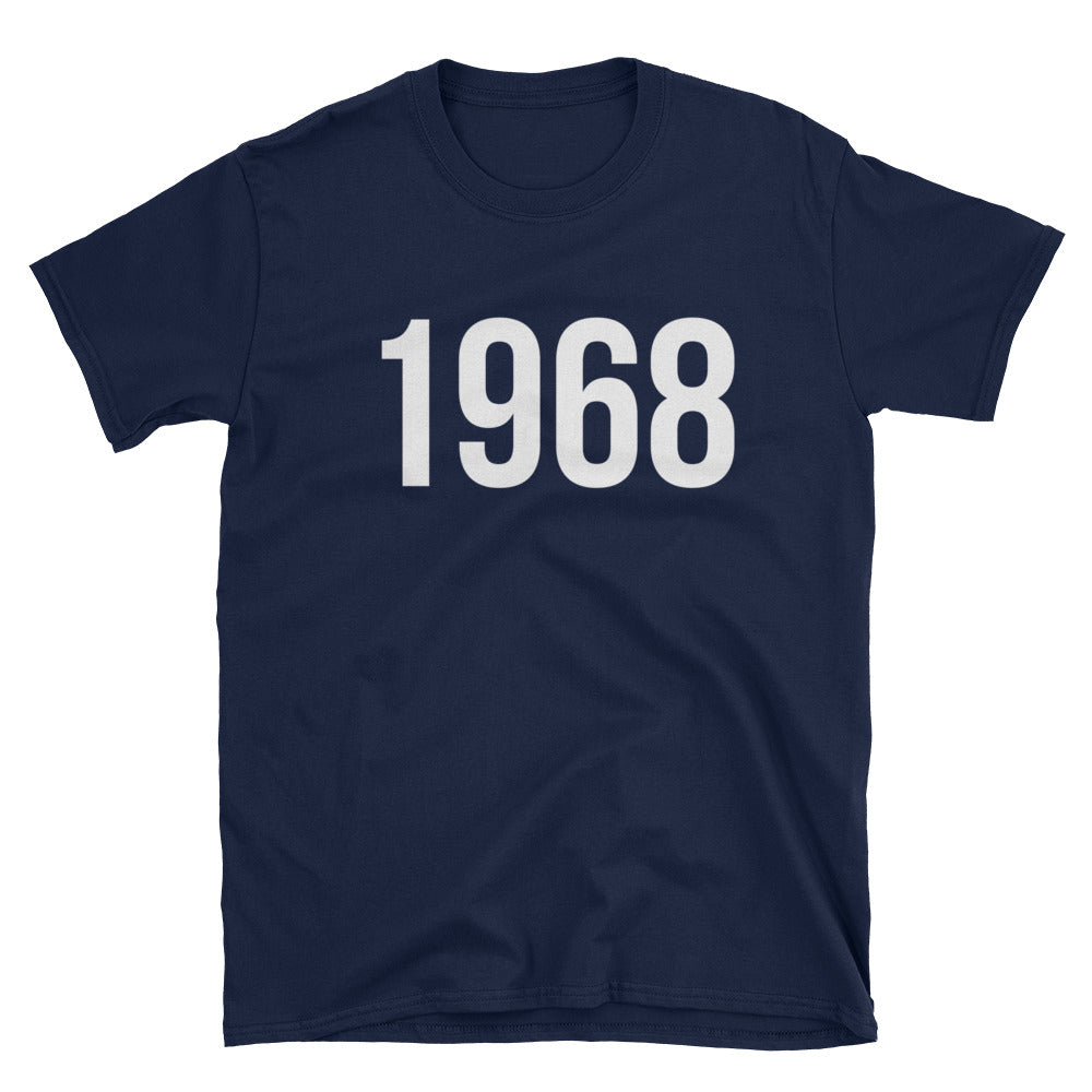 1968 T-Shirt - Soviet Visuals