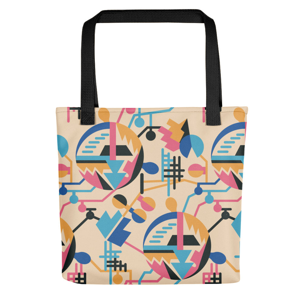ELECTRIFICATION Tote bag