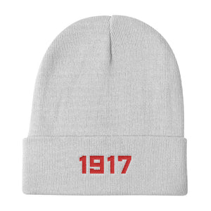 1917 Knit Beanie - Soviet Visuals