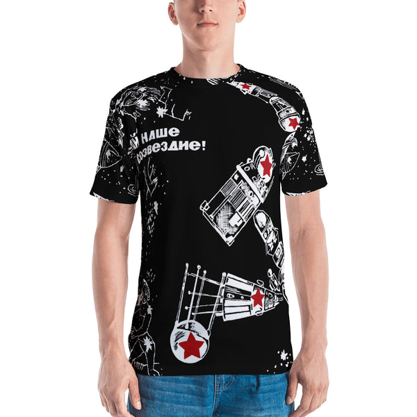 """Shine Our Constellation!"" All-Over Shirt - Soviet Visuals"