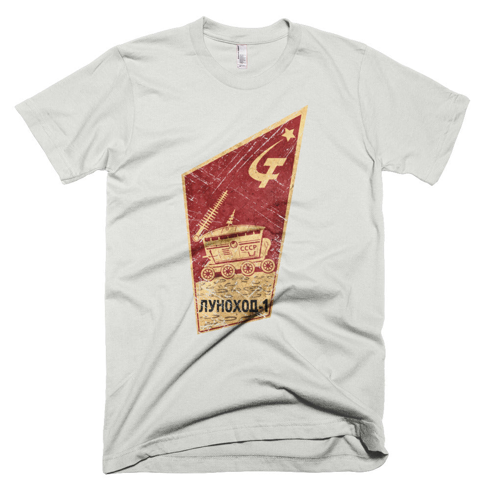 LUNOKHOD-1 T-Shirt - Soviet Visuals