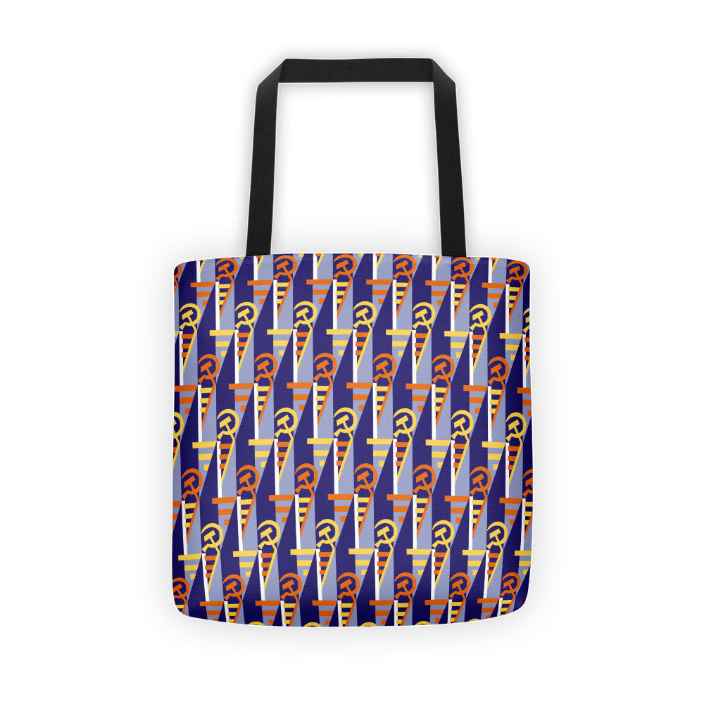 Hammer&Sickle Carry-On Tote Bag