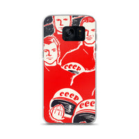Soviet Space Program Samsung Case - Soviet Visuals