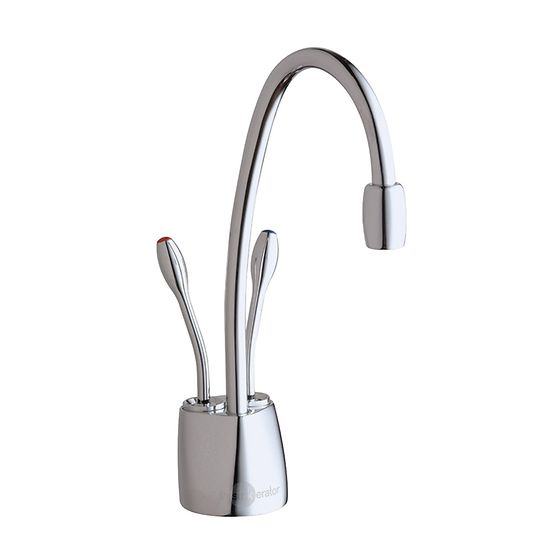 InSinkErator F-HC1100 Indulge Contemporary Hot/Cool Faucet - NYDIRECT