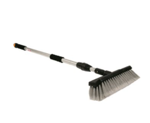 Camco 43633 RV Wash Brush with Adjustable Handle - NYDIRECT