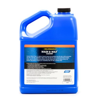 Camco 40498 Wash & Wax, 1 Gallon - NYDIRECT