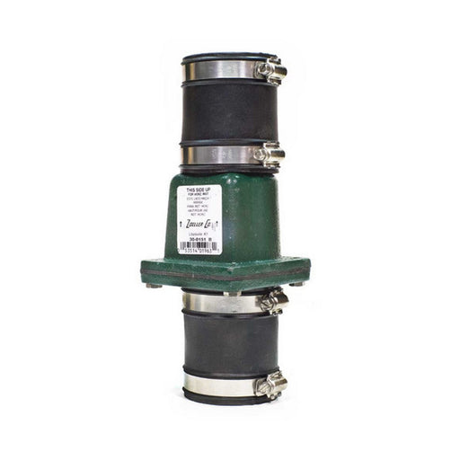 Zoeller 30-0151 2-Inch Cast Iron Slip x Slip Check Valve Union - NYDIRECT