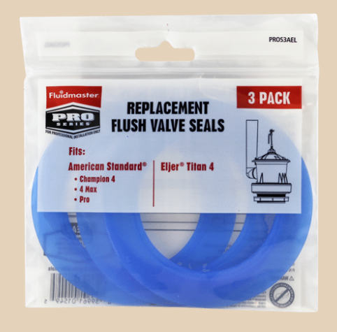 Fluidmaster PROS3AELP15 Replacement Flush Valve Seals for American Standard and Eljer Toilets - NYDIRECT