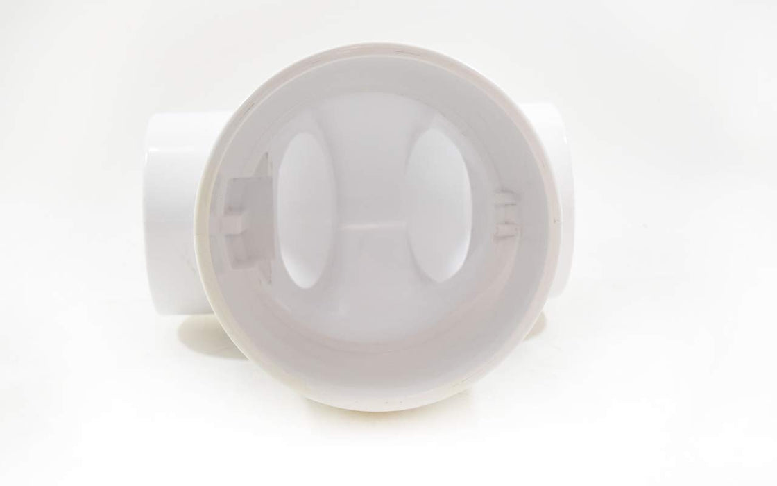 "Rectorseal 97024 4"" PVC Clean Check Backwater Valve - NYDIRECT"