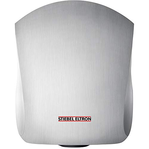 Stiebel Eltron 231586 1000W, 240V, Stainless Steel Metallic Ultronic 2S Touchless Automatic Hand Dryer - NYDIRECT