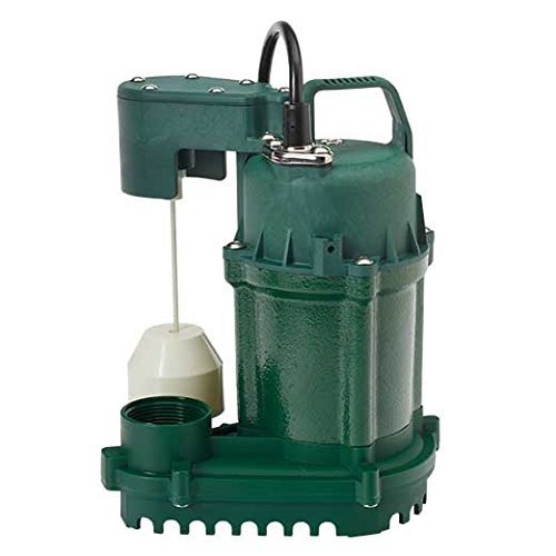 Zoeller 73-0001 Model M73 Sump Pump - NYDIRECT