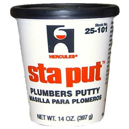 Oatey Hercules® Sta Put® Plumber's Putty - NYDIRECT
