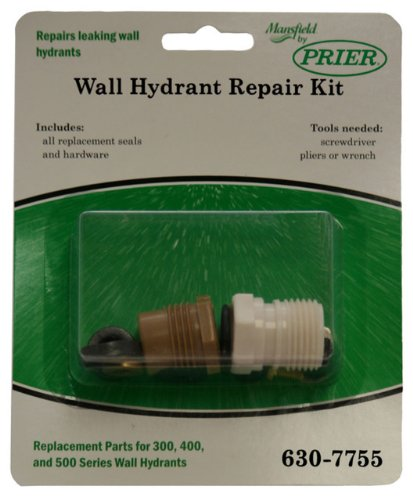 Prier 630-7755  Wall Hydrant Repair Kit - NYDIRECT