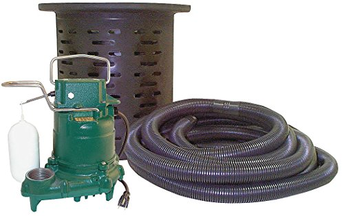 Zoeller 108-0001 Crawl Space Sump Pump Kit - NYDIRECT