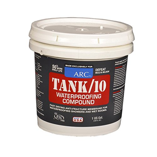 ARC WP2001-TNK Tank 10 Waterproofing Compound 1-Gallon - NYDIRECT
