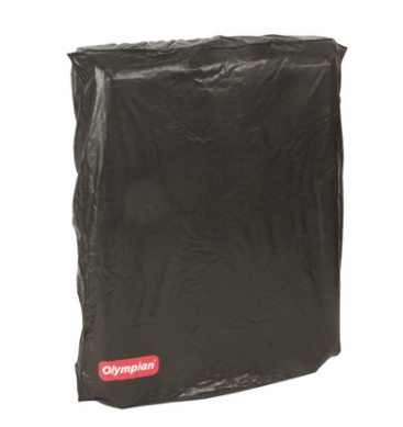 Camco Wall-Mounted Wave Dust Cover - NYDIRECT