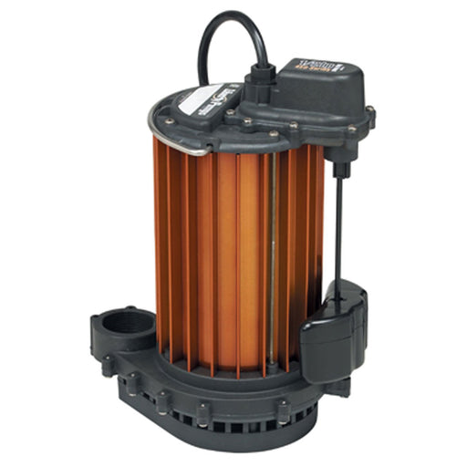 Liberty Pumps 457 Vertical Magnetic Float 1/2 HP Submersible Sump Pump - NYDIRECT
