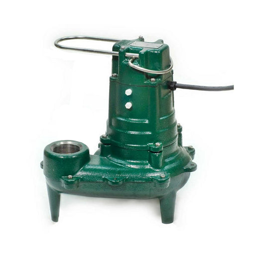 Zoeller 267-0002 Model N267 Waste-Mate Non-Automatic Cast Iron Single Phase Submersible Sewage/Effluent Pump - NYDIRECT
