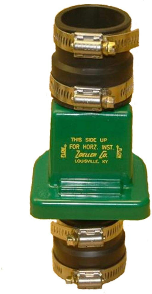 Zoeller 30-0181 PVC Plastic Check Valve - NYDIRECT