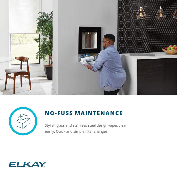 Elkay LBWD00 ezH2O Liv Built-in Filtered Water Dispenser, Non-refrigerated - NYDIRECT
