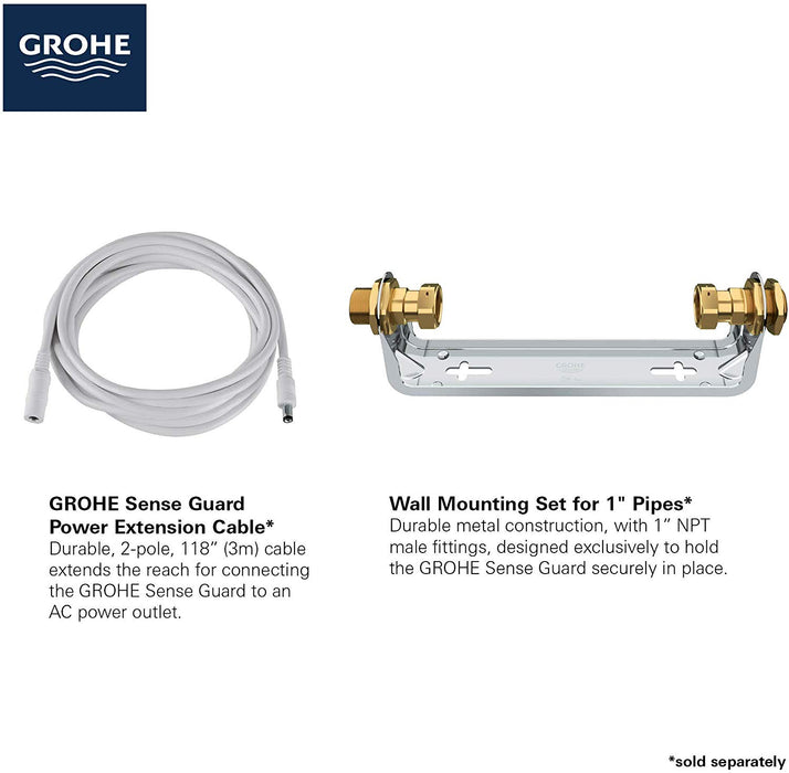 GROHE 22521LN0 Sense Guard Power - NYDIRECT