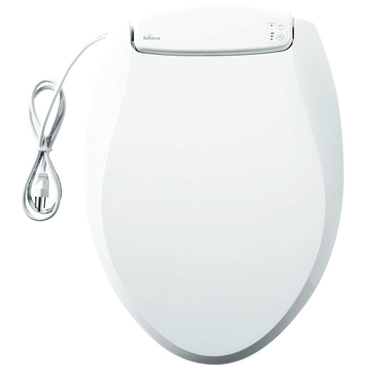 Bemis H1900NL Radiance Heated Night Light Plastic Toilet Seat - NYDIRECT