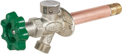 Prier P-164 Quarter-Turn Frost Free Anti-Siphon Outdoor Hydrant - NYDIRECT