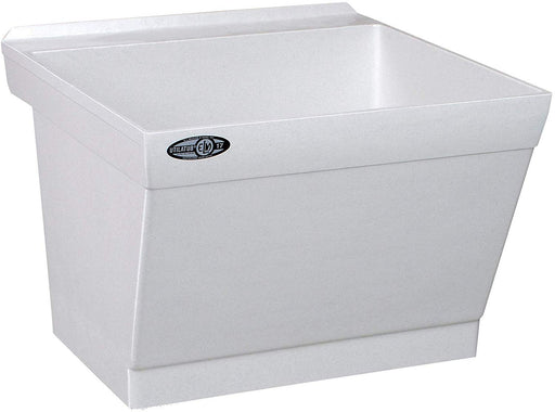 Mustee 17W Wall Mount Utilatub Laundry Tub - NYDIRECT