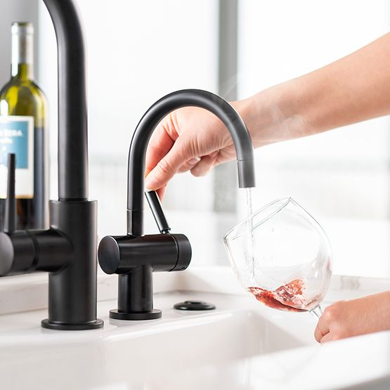 InSinkErator F-H3300 Indulge Modern Instant Hot Water Dispenser - NYDIRECT
