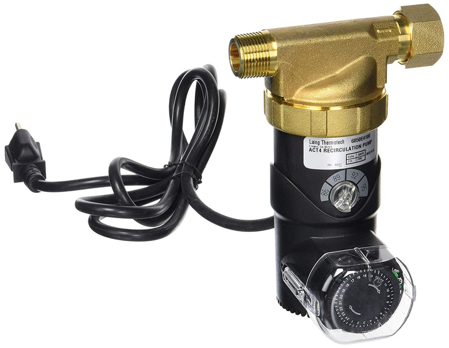 Laing 6050E4050 Act-4 Hot Water Recirculating Pump - NYDIRECT