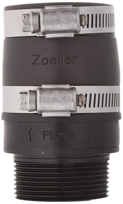 "Zoeller 30-0238 1-1/2"" Inline Check Valve - NYDIRECT"
