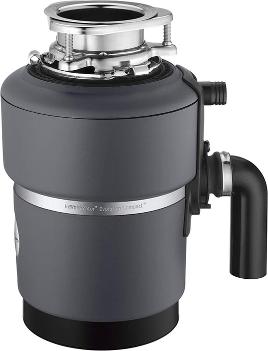 InSinkErator Evolution Compact Household Garbage Disposer 3/4HP - NYDIRECT