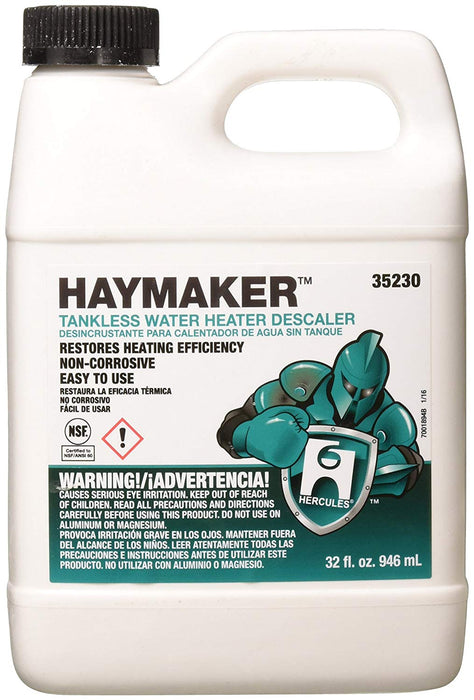 Hecules 35230 Haymaker Descaler - NYDIRECT