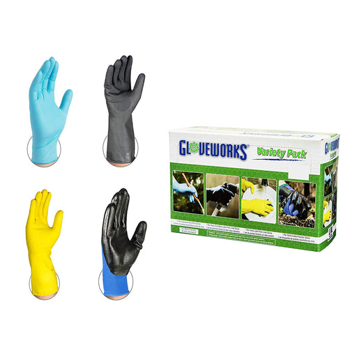 AMMEX Variety Pack Gloves - NYDIRECT