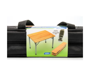 Camco 51895 Folding Bamboo Table Top - NYDIRECT