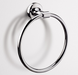 "Sonia 124527 E-Plus 7"" Towel Ring - NYDIRECT"