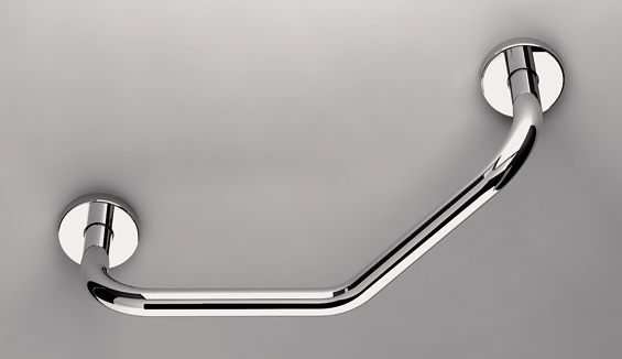 Sonia 052950 Angled Grab Bar - NYDIRECT