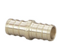 Viega PureFlow Zero Lead Brass Crimp Coupling - NYDIRECT
