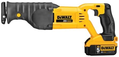 Dewalt DCS380P1 20V MAX Cordless Reciprocating Saw Kit - NYDIRECT