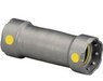 Viega MegaPressG Carbon Steel Extended Coupling No Stop, Press x Press Connection Type - NYDIRECT