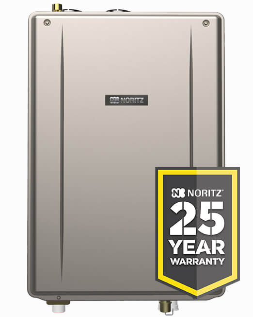 Noritz EZ111-DV-NG Indoor Tankless Water Heater - NYDIRECT
